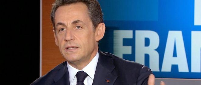 """Nicolas Sarkozy participe, jeudi sur TF1, à l'émission """"Face aux Français"""" en vue de reconquérir l'opinion."""