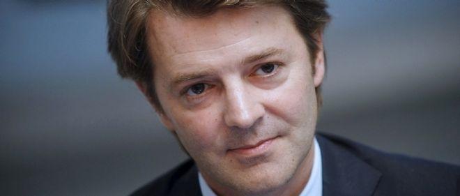 """François Baroin évoque son """"ambition d'agir"""" pour servir son pays."""