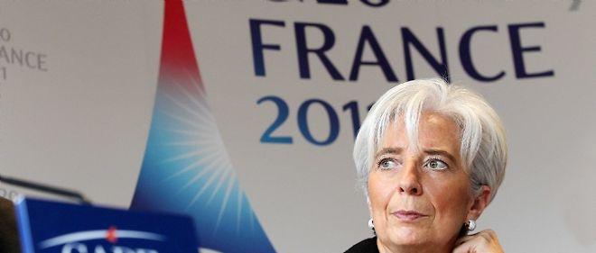 Christine Lagarde devra convaincre ses partenaires du G20 de réduire les déséquilibres de l'économie mondiale.