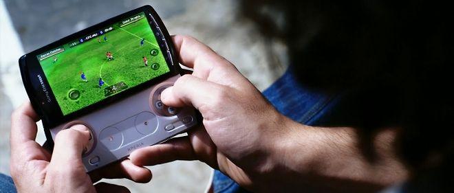Le Xperia Play de Sony-Ericsson