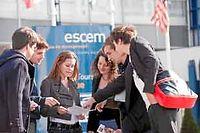 L'Escem Tours-Poitier est passé au label américain AACSB ©Escem/Thierry Foulon