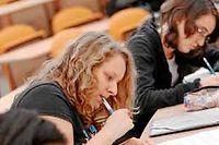 Le tutorat ouvre les grandes écoles ©Nicolas Tavernier /REA