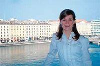 Sophie Gober embauchée à Genève après un VIE de 2 ans ©DR