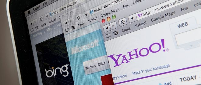 Avec sa version française de Bing, le géant Microsoft, associé depuis l'automne à Yahoo!, espère venir titiller le moteur de recherche ultradominant Google.