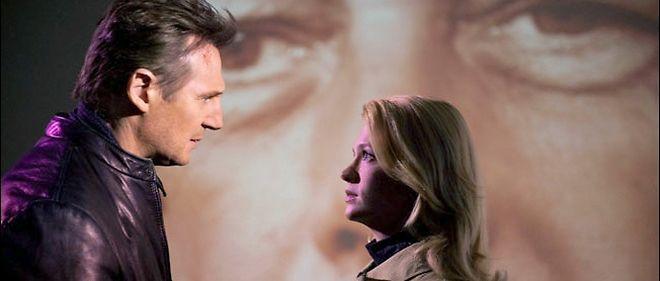 """Liam Neeson et January Jones dans """"Sans identité"""", réalisé par Jaume Collet-Serra."""