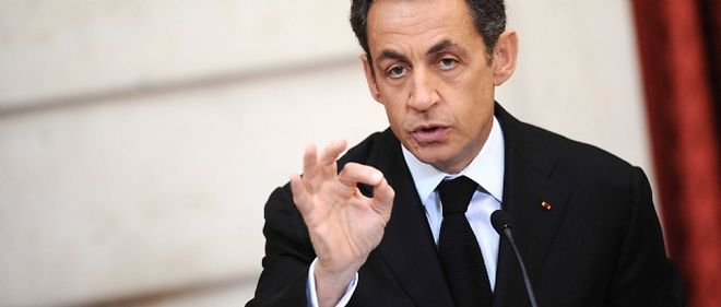 Nicolas Sarkozy a reconnu le CNT comme seul représentant légitime du peuple libyen.