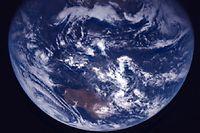 La Terre a été très légèrement transformée par le séisme au Japon. ©Osiris