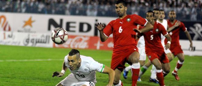 L'Algérie a remporté le match (1-0) contre le Maroc pour les éliminatoires de la Coupe d'Afrique des nations.