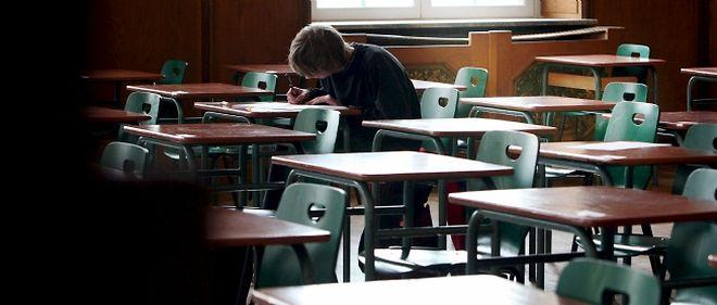 Selon l'Observatoire international de la violence à l'école, un élève sur dix se dit harcelé, victime de violences physiques et verbales répétées.