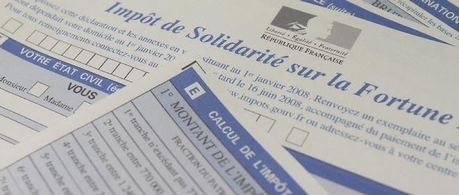 L'ISF touche actuellement un peu moins de 600 000 contribuables pour un produit d'environ quatre milliards d'euros.