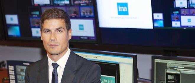 Mathieu Gallet, président de l'Ina, devrait se séparer de trois de ses principaux cadres.