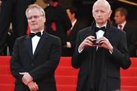 Thierry Frémeaux et Gilles Jacob, respectivement délégué général et président du Festival de Cannes et chargés de prendre de lourdes décisions à chaque édition. ©Hahn/Nebinger/Orban
