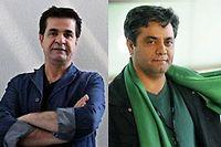 Jafar Panahi et Mohammad Rasoulof ont été condamnés à six ans de prison par le régime d'Ahmadinejad. ©Atta Kenare et Rafas Rivas