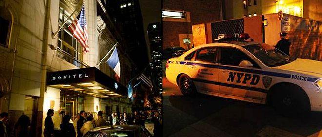 Les faits qui sont reprochés à DSK se seraient déroulés dans l'hôtel Sofitel de New York. Le patron du FMI a été emmené au poste de police de Harlem