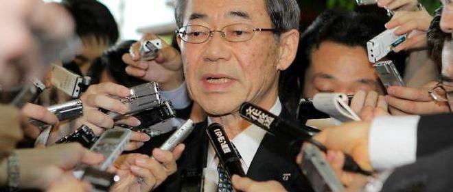Tepco a annoncé le limogeage de son patron, Masataka Shimizu.