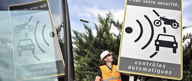 Trente-six panneaux indicateurs de radars fixes ont déjà été supprimés en France.