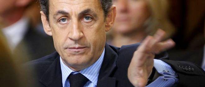 Le président de la République a reçu les députés du collectif de la Droite populaire, mardi, à l'Élysée.