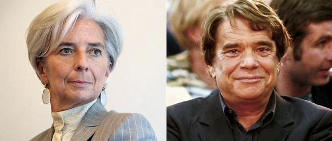 L'affaire Lagarde-Tapie continue.
