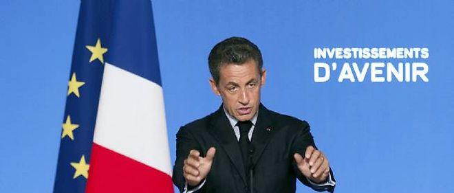 Nicolas Sarkozy veut prouver que son bilan économique est meilleur que ce qui est souvent décrit.