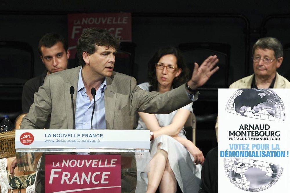 """""""Votez pour la démondialisation !"""" (Flammarion)"""