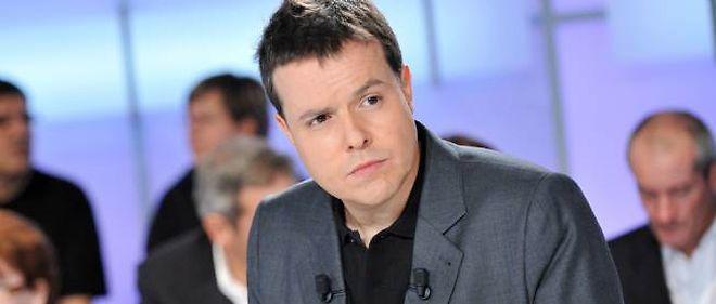 """Nicolas Demorand, le nouveau patron de """"Libération""""."""
