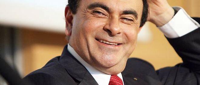 Carlos Ghosn a de quoi sourire.