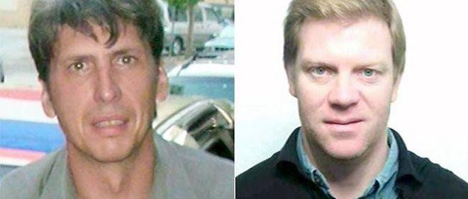 Les journalistes Hervé Ghesquière et Stéphane Taponier ont été libérés.