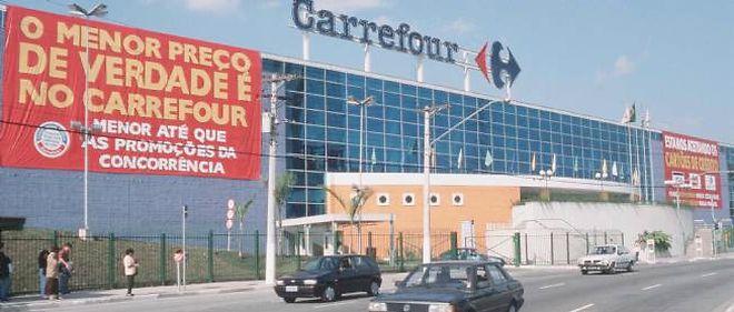 Carrefour étudie les moyens de se développer plus rapidement au Brésil.