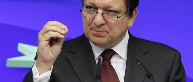 """José Manuel Barroso estime que le budget proposé par la Commission européenne est """"ambitieux"""" et """"responsable""""."""