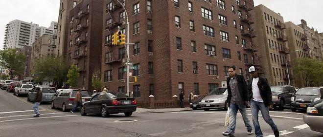 Le domicile new-yorkais présumé de Nafissatou Diallo.