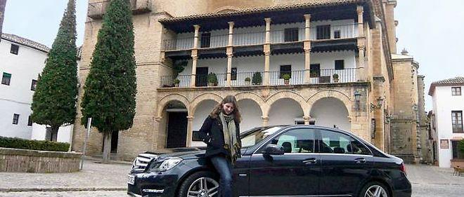 La Mercedes Classe C.