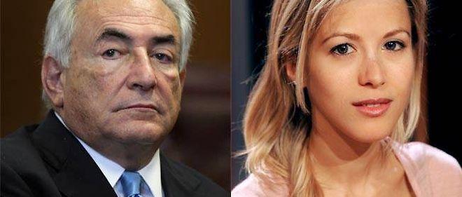 Tristane Banon accuse l'ancien directeur général du FMI de l'avoir violée.