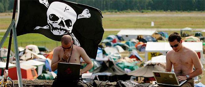 Berlin, août 2007, au congrès annuel des hackers