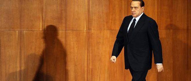 Silvio Berlusconi est le président du Conseil italien.