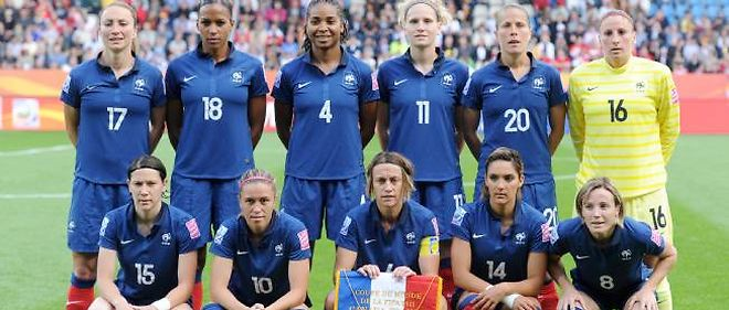 equipe de france feminine foot championne du monde