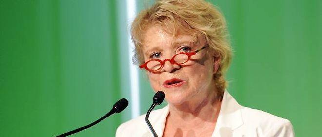 Eva Joly a recueilli 58,16 % des voix au second tour de la primaire d'EELV face à Nicolas Hulot.