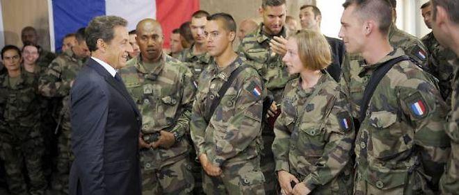 Nicolas Sarkozy vient d'annoncer le retrait d'une partie des troupes françaises d'Afghanistan.