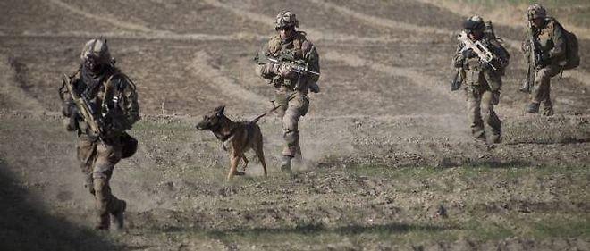 Cinq soldats français ont trouvé la mort en Afghanistan mercredi.