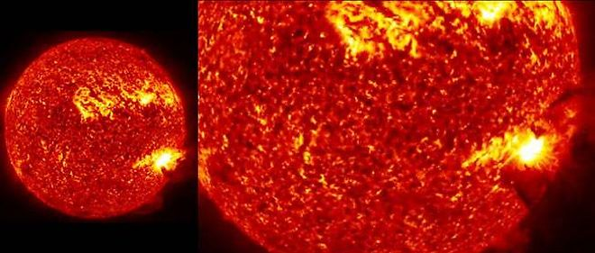 Avez-vous jamais vu un rot solaire   - Le Point 990a4f1bf7de