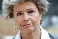 Anne Mansouret, la mère de Tristane Banon va faire l'objet d'une plainte en diffamation. ©Kenzo Tribouillard