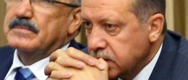 Le premier ministre turc recep Tayyip Erdogan a exprimé son inquiétude sur la question chypriote.