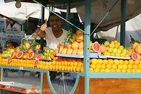 Le calcium est à la fois abondant dans les oranges, bien assimilé et de bonne qualité. ©LYDIE