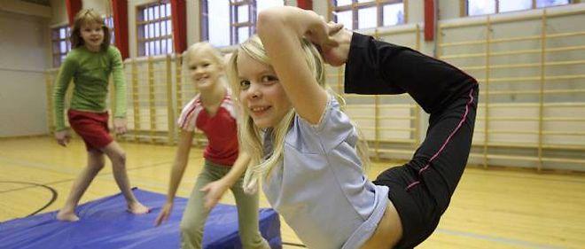 Gymnastique   sept disciplines très exigeantes - Le Point 64351baff6b