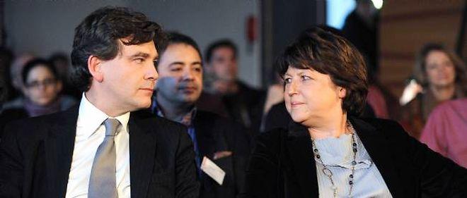 Martine Aubry et Arnaud Montebourg font partie des premiers candidats à la primaire qui se sont exprimés sur le sujet.