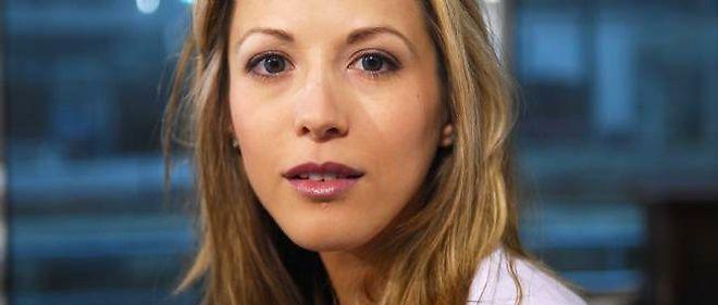 Tristane Banon dit être choquée par les images du retour en France de DSK, tout sourire.