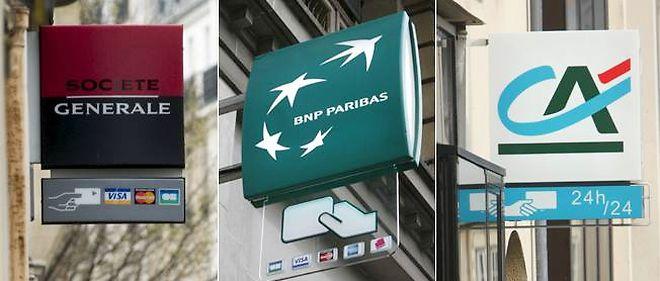 La Société Générale, le Crédit Agricole et la BNP Paribas ont vécu en bourse une terrible journée le 12 septembre.