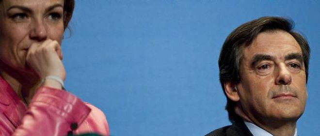 Chantal Jouanno a le soutien de François Fillon pour les sénatoriales.