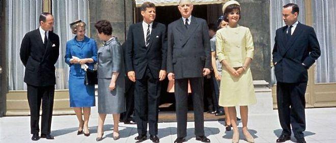 John-F. Kennedy. Calendrier des rencontres du C.É.