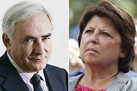 Dominique Strauss-Kahn a confirmé hier l'existence d'un pacte avec Martine Aubry.