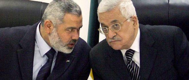 """""""Aucun acteur palestinien n'a de mandat pour faire des concessions historiques sur le territoire palestinien"""", a estimé le Premier ministre du Hamas à Gaza, Ismaël Haniyeh."""